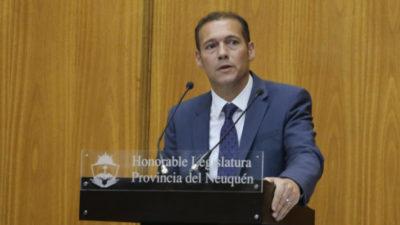 Neuquén: Gutiérrez pide un lugar en la lista del MPN que irá a la elección general