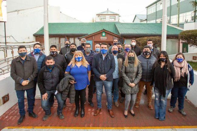 Ushuaia, gremios y Municipio acordaron un nuevo aumento salarial