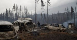 Comarca Andina: La AFIP instrumenta medidas de alivio para las zonas afectadas por incendios forestales