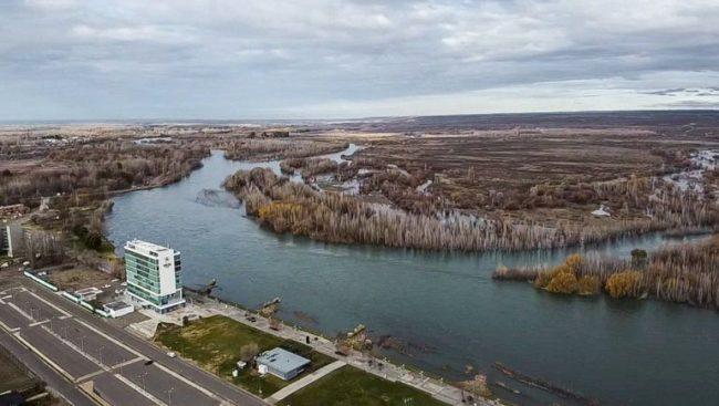 Los detalles del mega proyecto para dotar a Neuquén de 20 km de paseos costeros