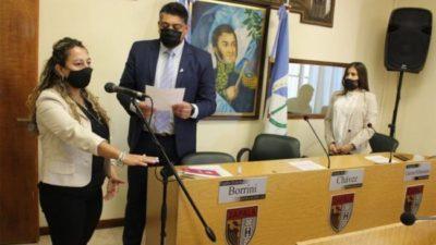 Zapala tiene mayoría femenina en el Concejo Deliberante