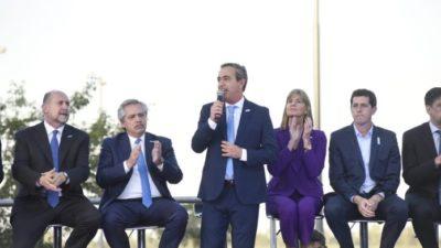 Obras públicas y más aportes en seguridad: los pedidos de Rosario al Gobierno nacional
