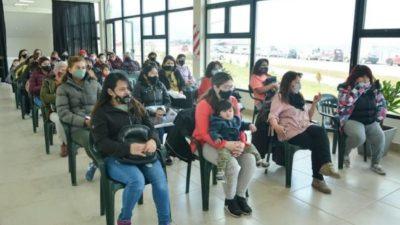 La Secretaría de la Mujer de Ushuaia mantuvo reuniones con más de 150 emprendedoras de la ciudad