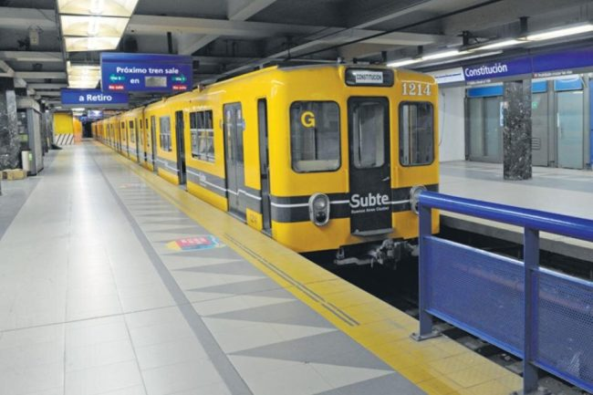 Ciudad de Buenos Aires: Cada vez más subsidios para Metrovías y cada vez menos fondos para obras en el subte