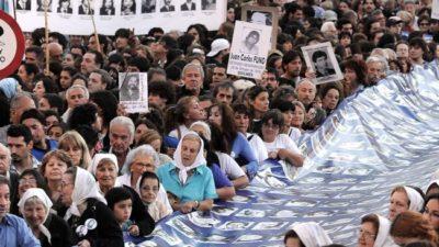Lanzan la campaña «Argentina Unida Te Busca» en apoyo a trabajo de Abuelas