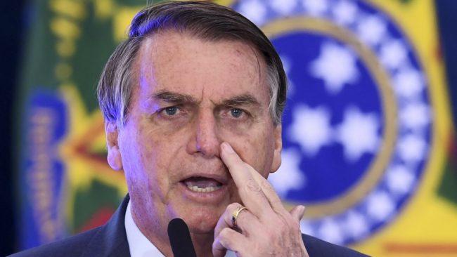 Bolsonaro negó que el aumento de los subsidios tenga fines electorales