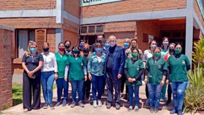 Taiana lanzó en Chaco un operativo para asistir a poblaciones vulnerables
