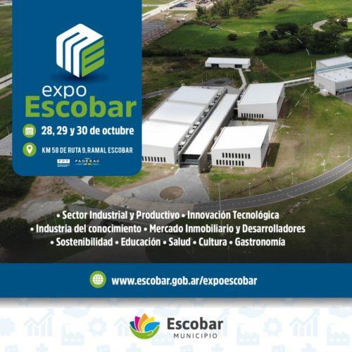 """""""Expo Escobar será el evento de negocios más grande de la Argentina"""""""