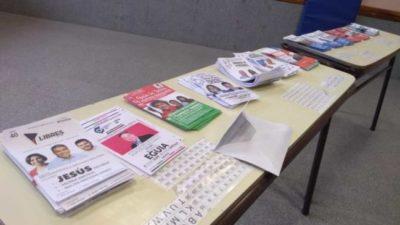 Las boletas del Frente de Todos y el FIT en Neuquén tendrán foto de quienes perdieron la interna