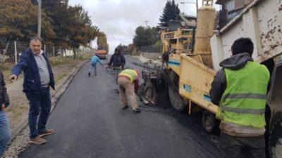El municipio de Bariloche evalúa opciones para crear un fondo para el asfaltado de calles
