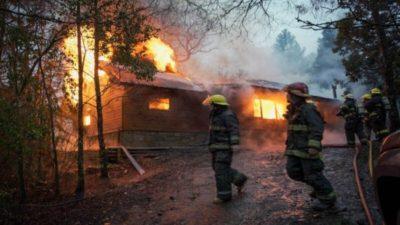 San Martín de los Andes, la primera ciudad con una ordenanza para prevenir incendios
