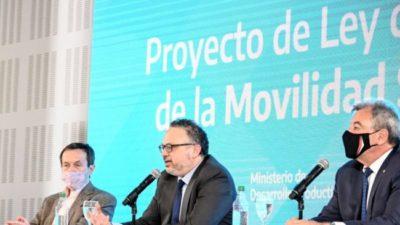 Creación de empleo e inversiones: los detalles del proyecto sobre movilidad sustentable