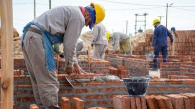 La construcción recuperó los 75.000 puestos de trabajo perdidos durante la pandemia