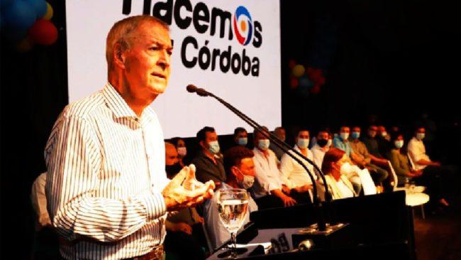 A tres semanas de las elecciones, se polariza la campaña en Córdoba