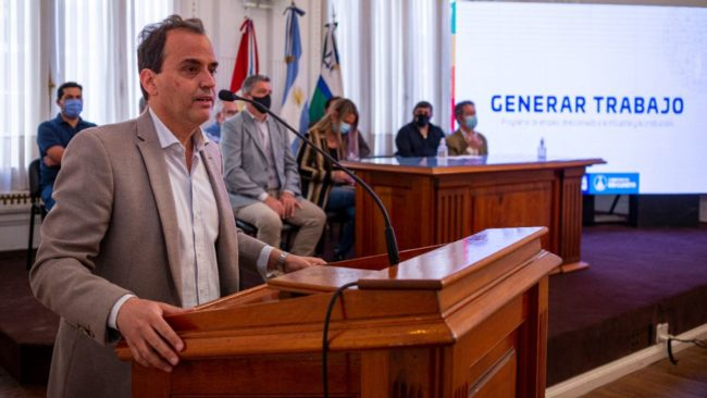 El Municipio de Río Cuarto lanzó otro plan laboral para 250 personas: pagarán $ 20 mil